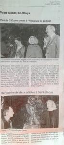ouest france jubileo 18 mai 2015